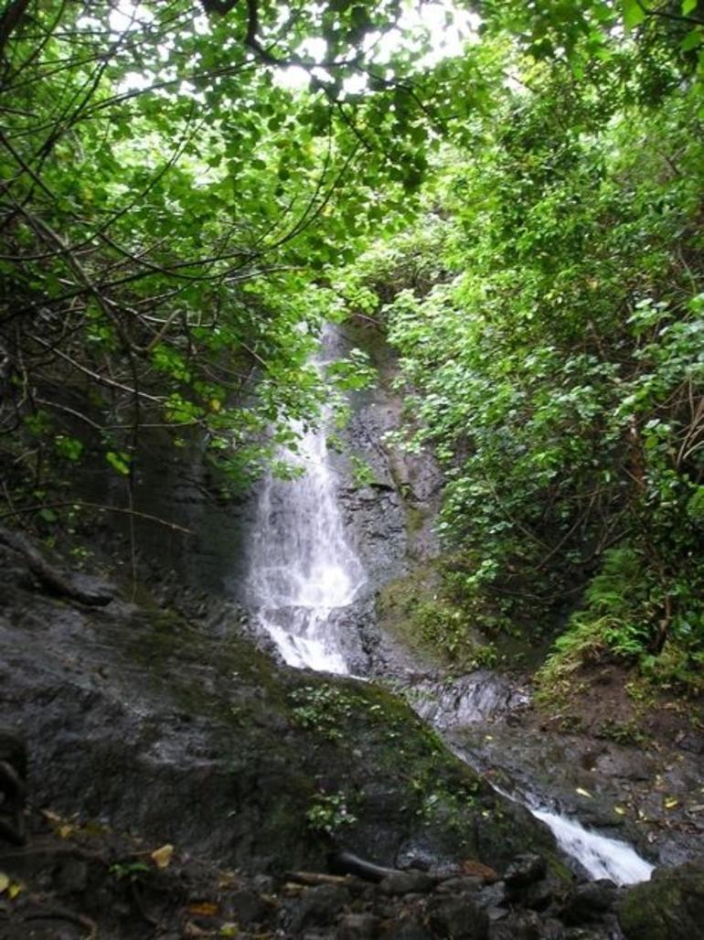 Likeke (?) Falls - Oahu