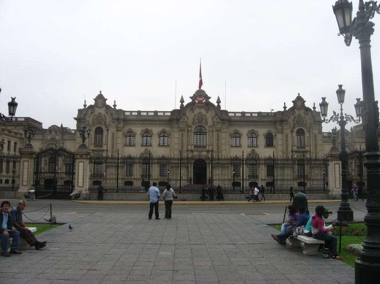 Lima Presidential Palace - Lima