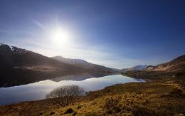 Loch Cluanie , Agelos Zias - April 2015