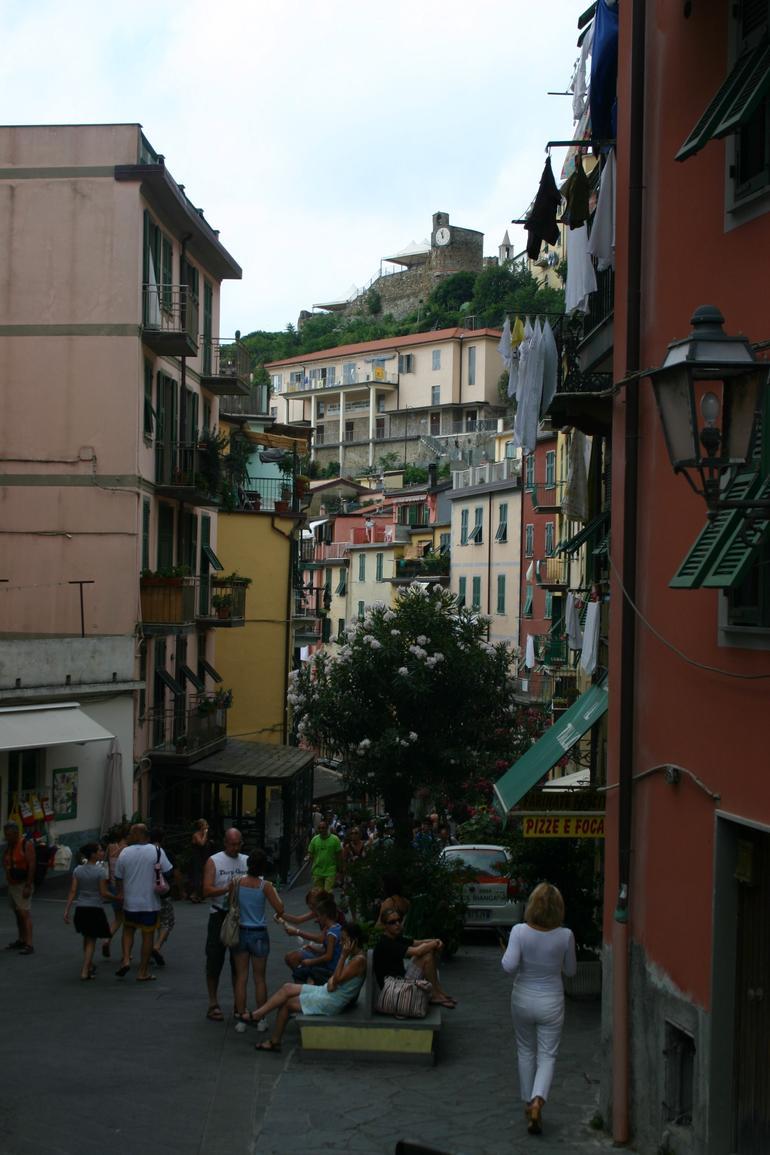 Lovely Side Street - Florence