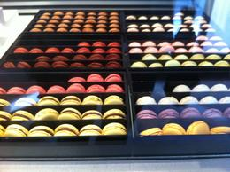 Macrons in third shop , Marko S - April 2012