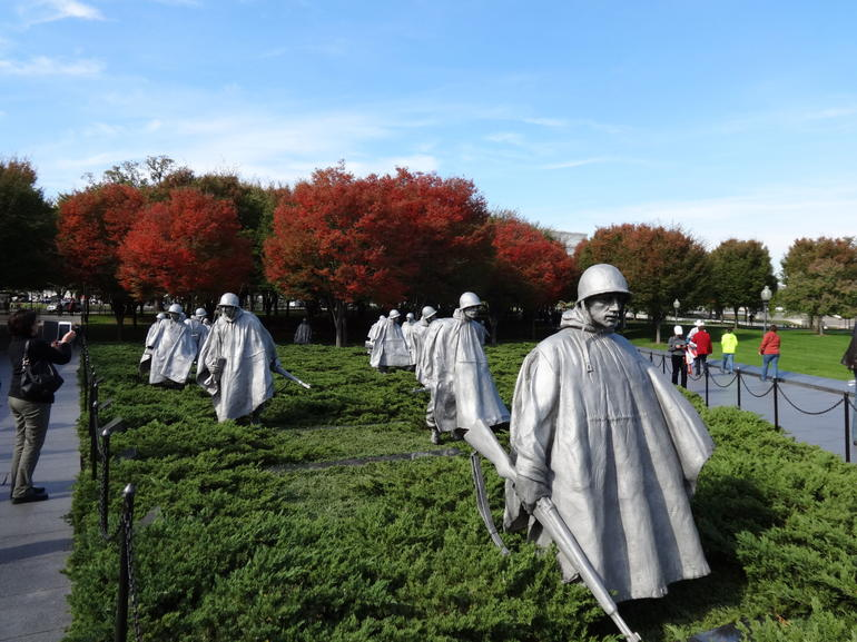 Memorial de guerra - New York City