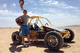 Buggy adventure!, Jules & Brock - August 2012