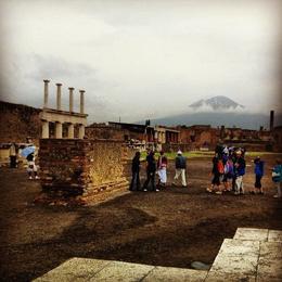 Pompeii, Ryan & Asha - April 2013