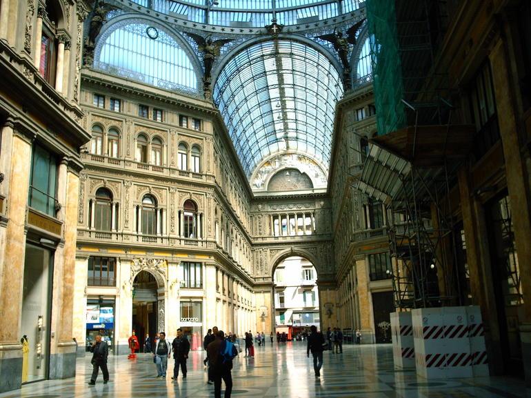 Naples - Rome