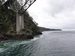 Passing through Deception Pass - July 2010
