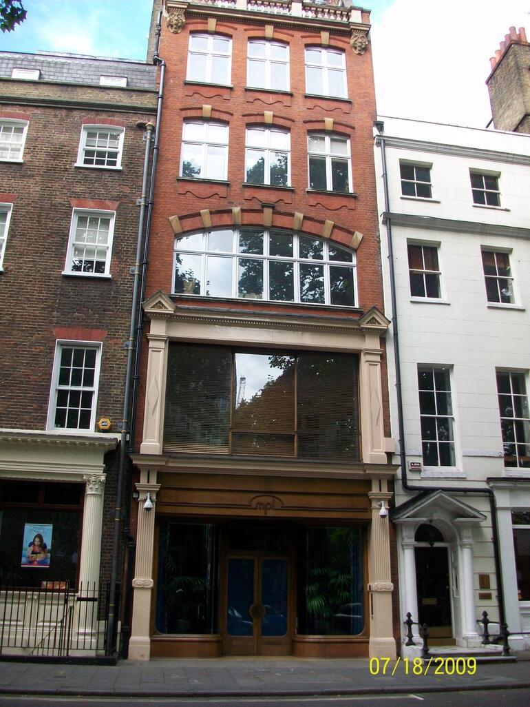 Paul McCartney's Studios - London