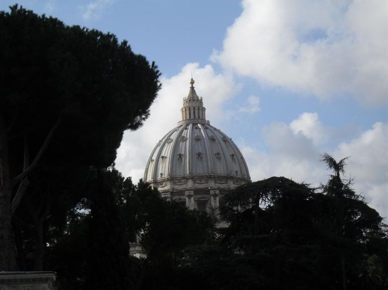 St Peter's Basillica - Rome