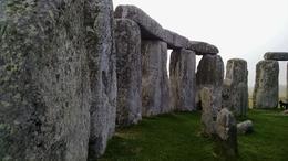 Inside the standing stones , Vida V W - August 2014
