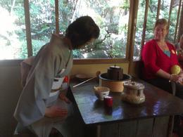 Tea Ceremony , Peter W - May 2013