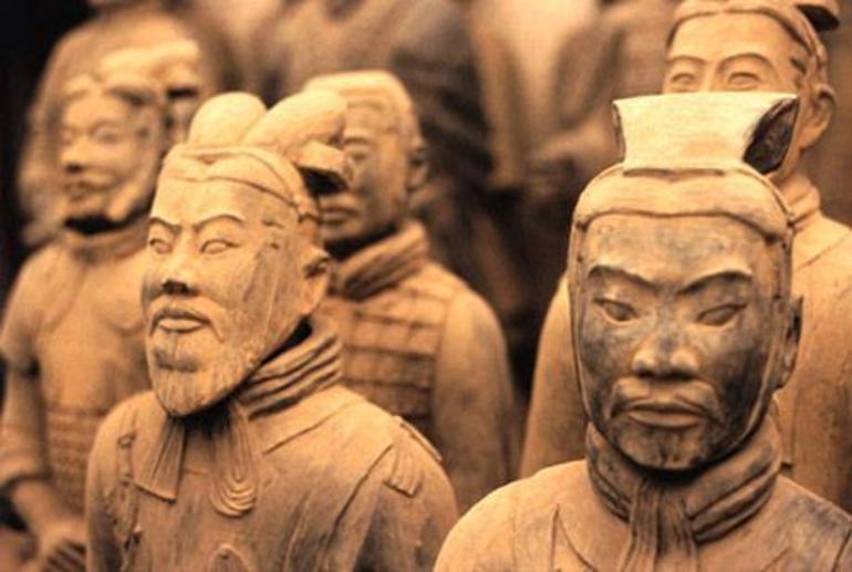 Terracotta Army - Xian
