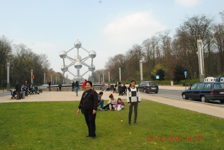 The Atomium - Amsterdam