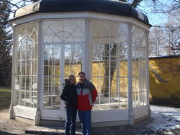This is the Gazeebo used in the SOM film. , Thomas T - March 2011