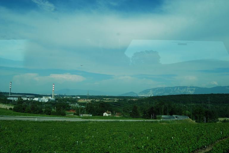 The Geneva Countryside - Geneva