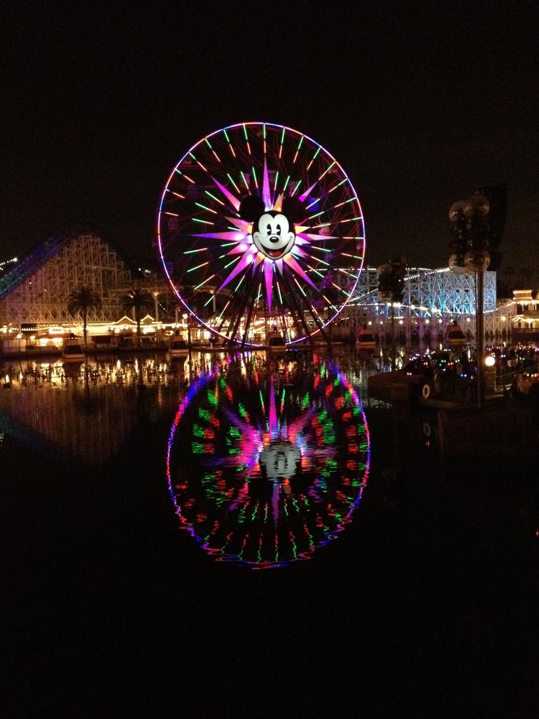 The World of Color - Los Angeles
