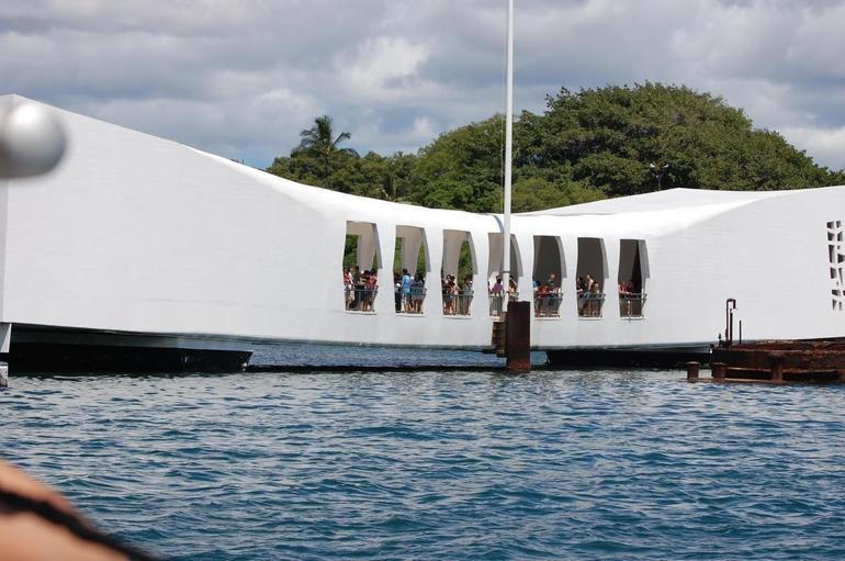 USS Arizona Memorial - Oahu