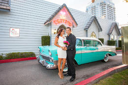 Get married at the World Famous Drive-up Wedding in Las Vegas at A Special Memory Wedding Chapel., Viator Insider - December 2017