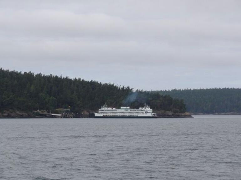 Washington State Ferry - Seattle