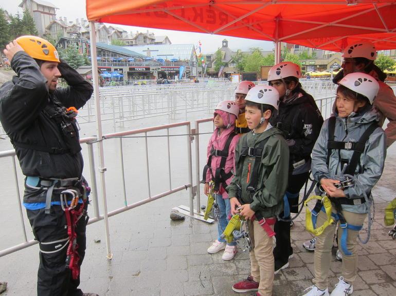 Zipline Adventure in Whistler - Whistler