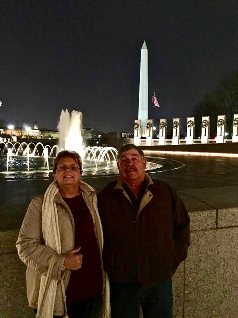 4 Hours Private Moonlight DC City Tour by Van