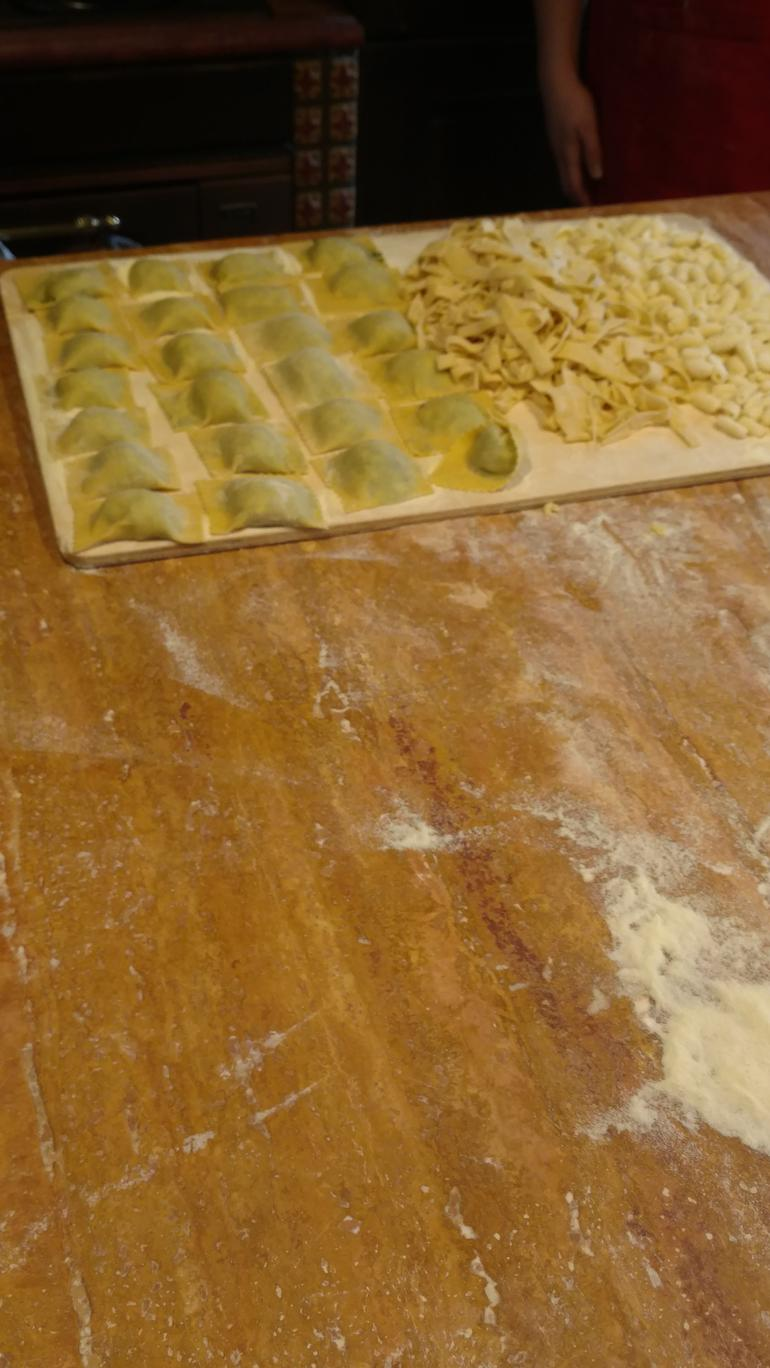 Small-Group Cooking Lesson in Roman Countryside photo 21