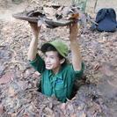 Excursión a la campiña y los túneles de Cu Chi en lancha motora de lujo, Ho Chi Minh, VIETNAM