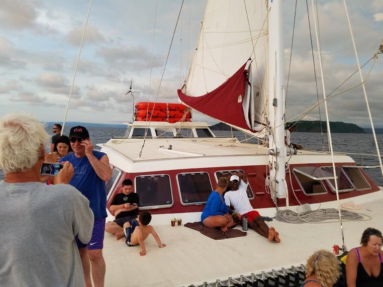 Guanacaste Snorkel and Sunset Cruise