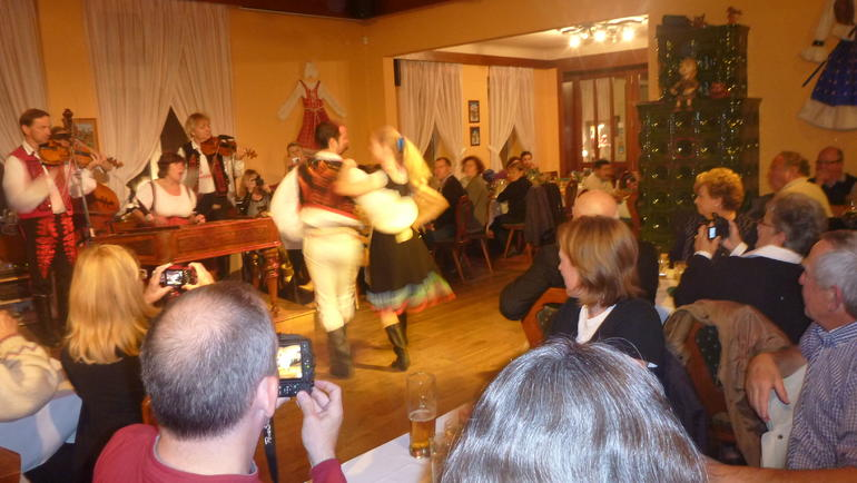 Prague Folklore Party Dinner and Entertainment photo 28