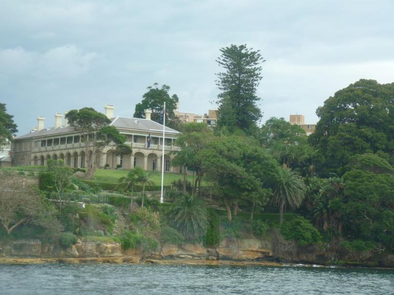 Admiralty House - Sydney