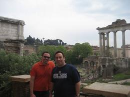 Ancient Rome Tour, Alan S - May 2009