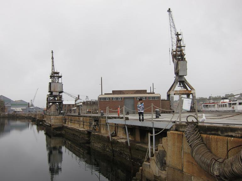 Another Dry Dock -