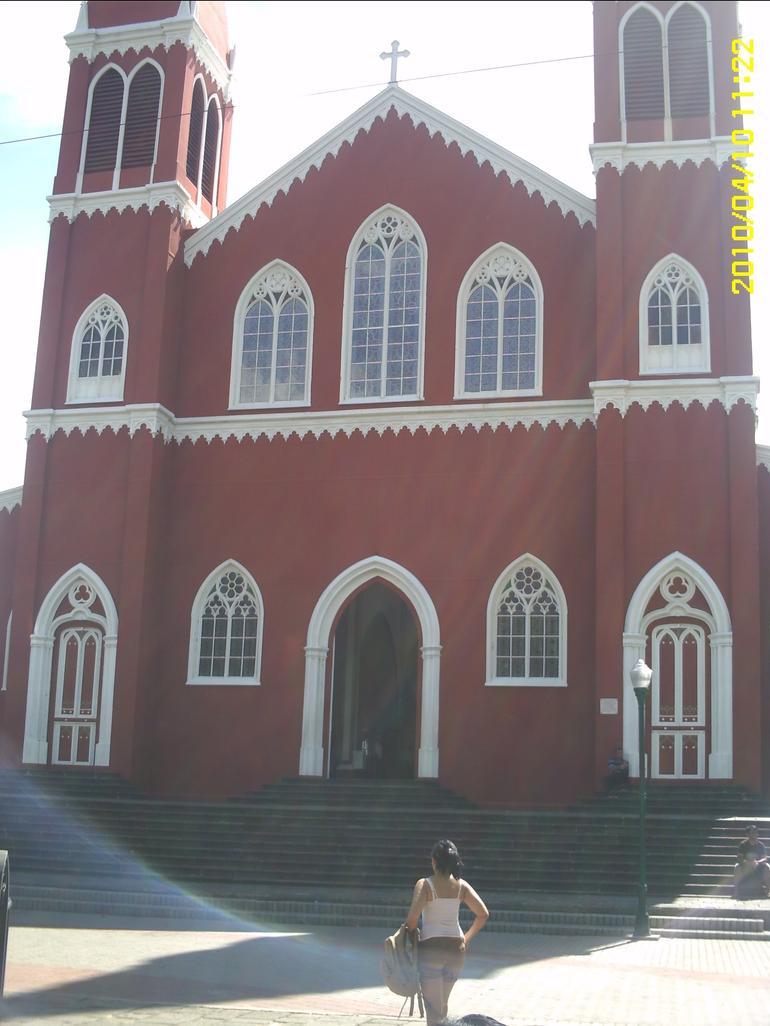 Arenal Trip - San Jose
