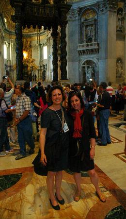 La présence de la guide s'est montrée indispensable!moment! Lidia notre guide est très sympathique, agréable et très intéressante, nous serions passé à..., Christian b - June 2016