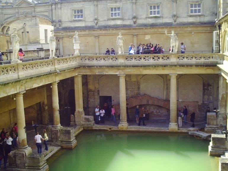Bath - London