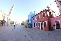 l'île aux pêcheurs avec ses maisons colorées , marianne453 - March 2013