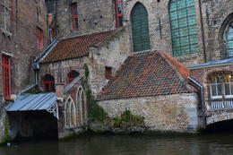 View of the oldest Hospital from the river boat cruise , Jennifer F - June 2013