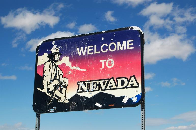 Coming back to Nevada - Las Vegas