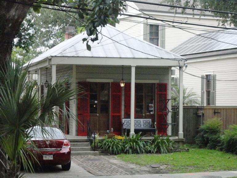 Garden House - New Orleans