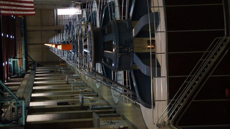 Generator Hall - Las Vegas