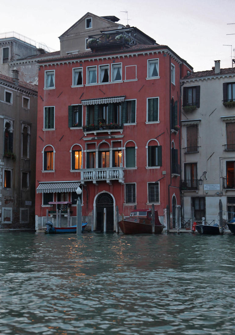 High Tide - Venice