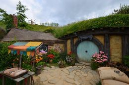 one of several hobbit holes , Glen K - March 2015
