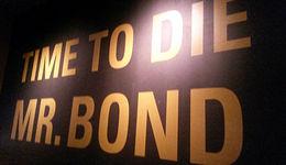 """""""Time to die, Mr. Bond"""" - December 2014"""