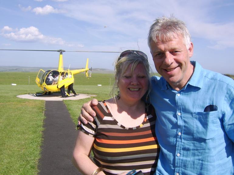 John & Janice Clark Scotland - Melbourne