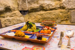 Delicious Portuguese food - November 2015
