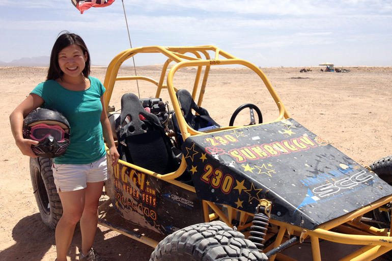 Mini Baja Buggy Half-Day Tour from Las Vegas - Las Vegas