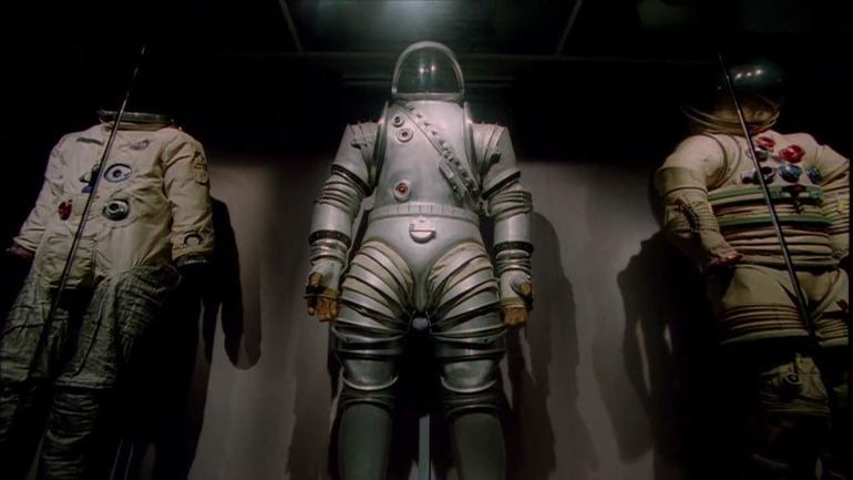 Old Space Suits - Orlando