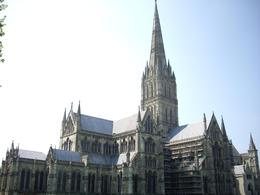 Salisbury Cathedral., Kwong K - May 2008