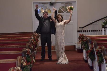 photo of las vegas mariage las vegas dans la chapelle a special memory wedding special - Renouvellement Voeux Mariage Las Vegas