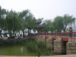 Bridge in section of Summer Palace , Andrew B - August 2013