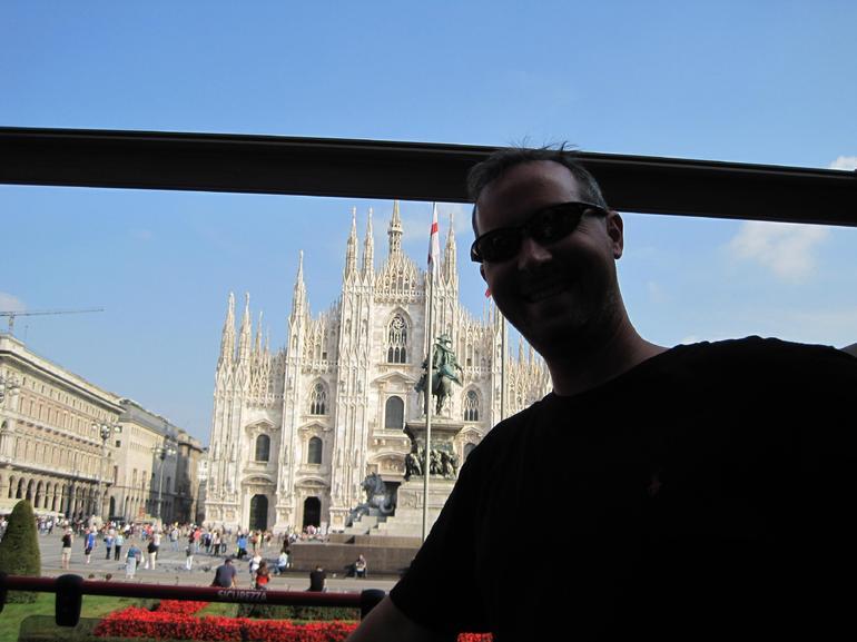 The Duomo - Milan